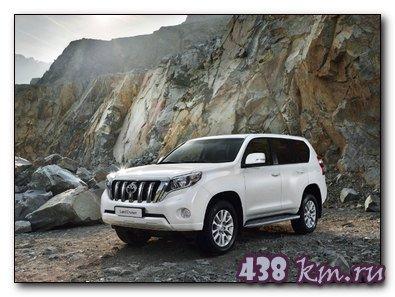 Toyota Land Cruiser Prado рестайлинг 2014