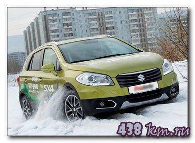 Suzuki SX4 NEW отзывы