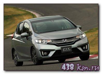 Honda Jazz 2014 отзывы