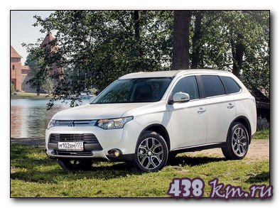 Mitsubishi Outlander 2014 отзывы, характеристики