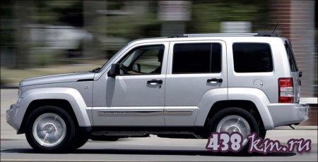 Обзор Jeep Cherokee 2014