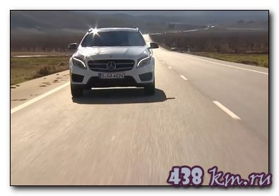 Mercedes Benz Gla 250 4MATIC 2014 года