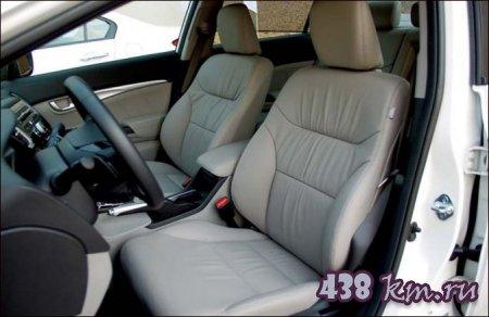 Honda Civic  отзывы
