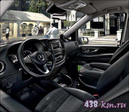 Mercedes-Benz Vito 2014