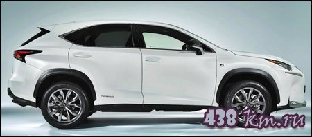 Lexus NX 300h
