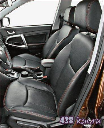 Сравнение автомобилей Tiggo 5