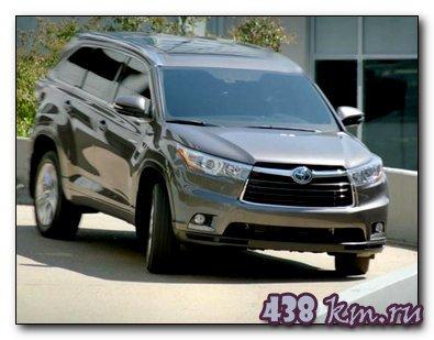 Toyota Highlander 2014 отзывы