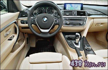 BMW 328i xDrive Gran Turismo