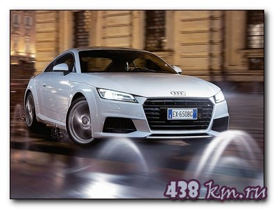 Новый Audi TT 2015 - характеристики, отзывы, фото