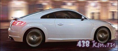 Новый Audi TT 2015 - фото