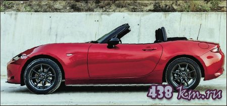 Mazda MX 5 обзор