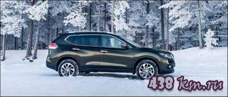Новый Nissan X-Trail 2015