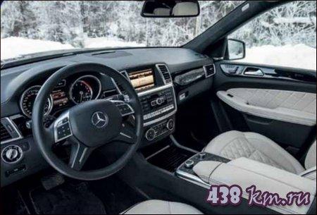 Mercedes-Benz GL 400