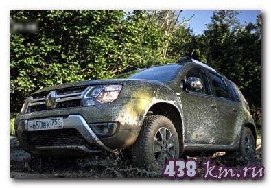 Обновленный Renault Duster обзор, характеристики, фото
