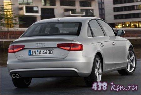 Новая Audi A4