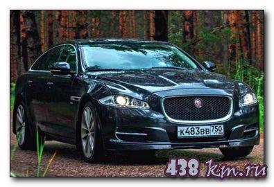 Обзор нового Jaguar XJ L