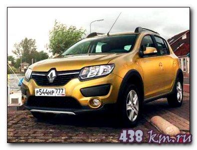 Renault Sandero Stepway с