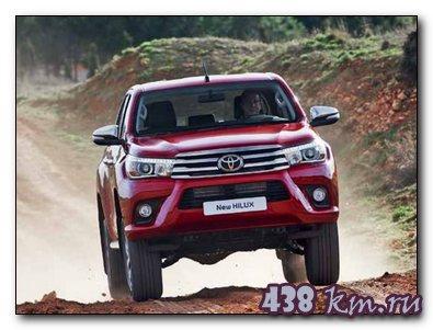 Обзор Toyota Hilux характеристики, озывы, фото