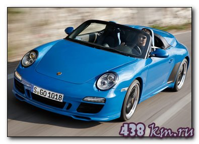 Рестайлинг Porsche 911 Carrera