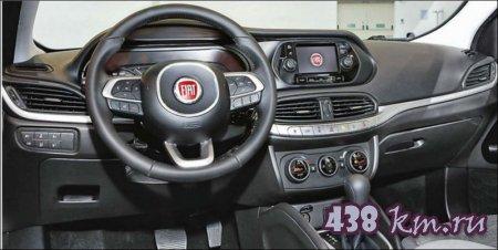 Проба руля Fiat Tіро