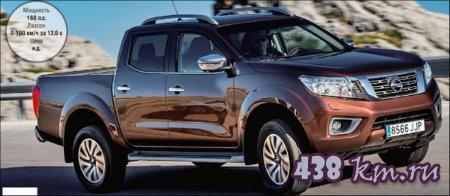 Сравнения Ford Ranger, Nissan Navara, Mitsubishi L200