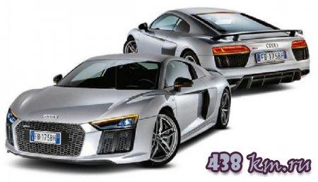 Ауди R8 технические характеристики, цена. фото