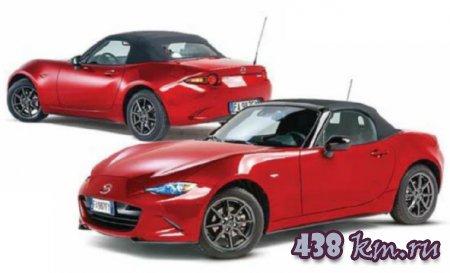 Новая Mazda MX 5