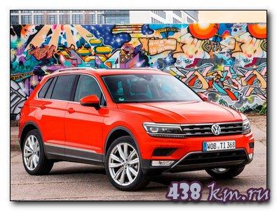 Новый Volkswagen Tiguan 2016- обзор характеристик
