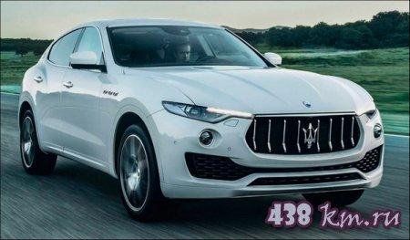 Кроссовер Maserati Levante