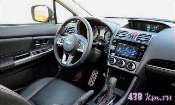 Внедорожник Subaru XV