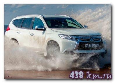 Mitsubishi Pajero Sport 2016:  отзывы, характеристики, цена