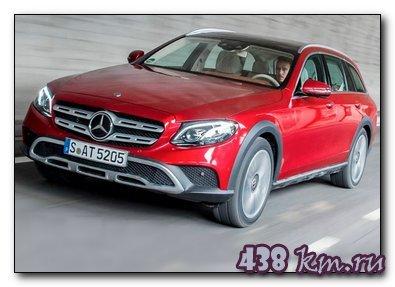 Универсал Mercedes-Benz E-Class All-Terrain