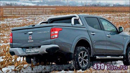 Fiat Fullback изображения
