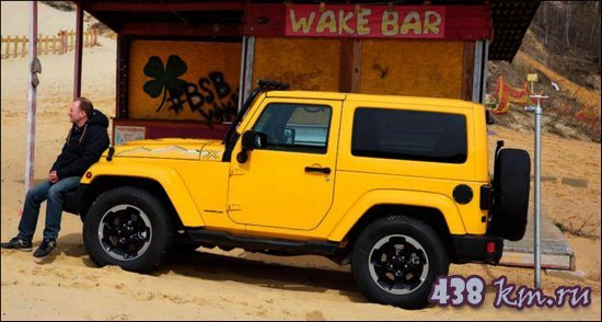 Jeep Wrangler X-Games