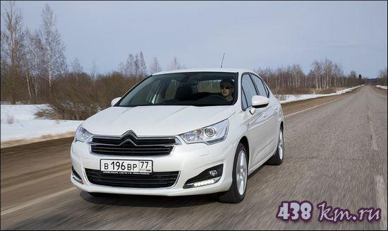 Citroen С4 Sedan