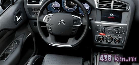 Тест-драйв Citroen С4 Sedan