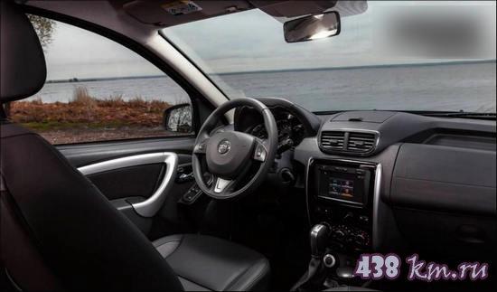 Обновлённый Nissan Terrano