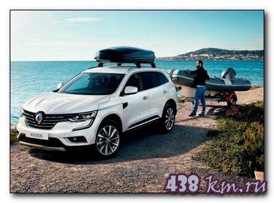 Renault Koleos (Рено Колеос)