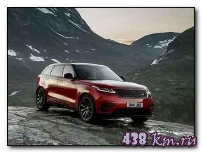 Range Rover Velar или Range Rover Sport