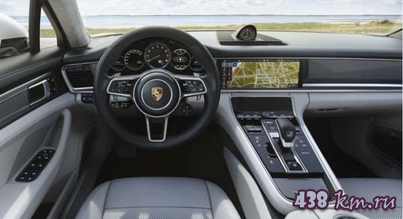 Porsche Panamera Sport Turismo Turbo S: характеристики, тест на драйв