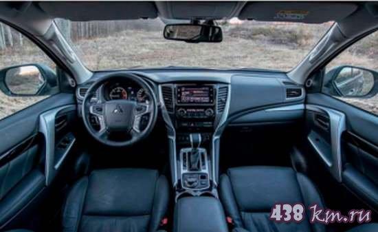 Рестайлинг Mitsubishi Pajero Sport  2019 цена,характеристики, фото