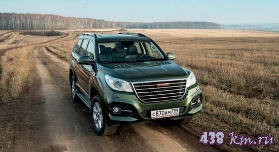 Китайский бренд НаѵаІ Н9- автомобиль высого уровня и качества