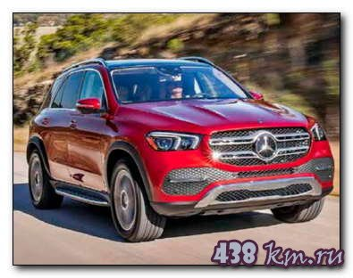 Новый Mercedes-Benz GLE 2019 характеристики и цена