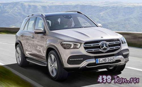 Новый Mercedes-Benz GLE 2019 характеристики и цена