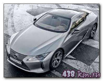 Lexus LC 500 характеристики,зимний тест- драй ,эксплуатация.