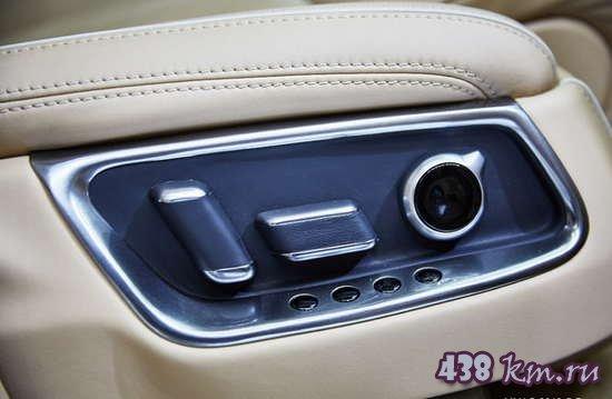 Rolls-Royce Phantom VIII тест-драйв, характеристики
