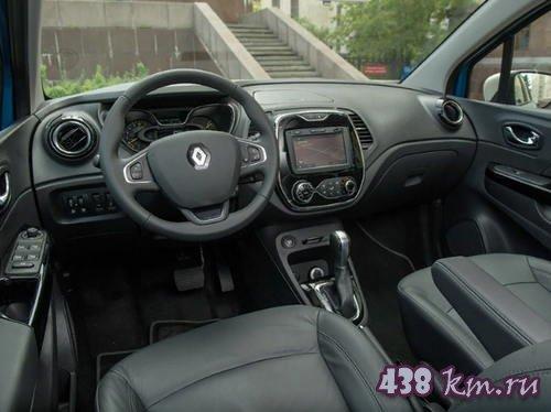Сравнение кроссовера Mitsubishi ASX и  Renault Kaptur