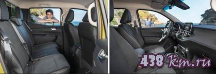 Сравнение Mercedes-benz х-класса и Volkswagen amarok V6