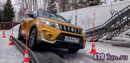 Обзор Suzuki Vitara 2019
